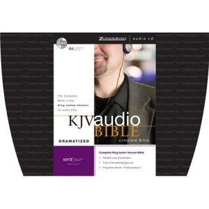 0310936098 | KJV Complete Bible Dramatized