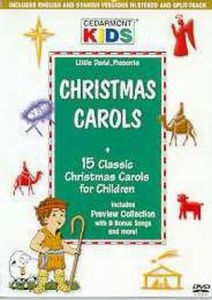105497 | DVD Cedarmont Kids: Christmas Carols
