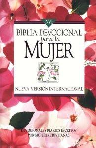 0829727523 | NVI Biblia Devocional Para la Mujer