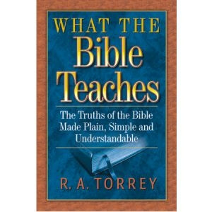 1598562738 | What the Bible Teaches
