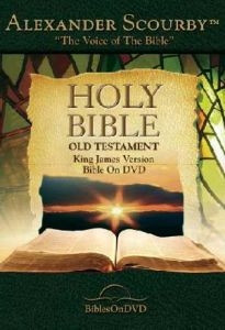 160362015X | KJV DVD Bible On DVD (Old Testament)