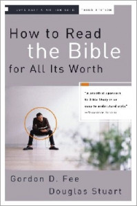 0310246040 | How To Read The Bible For All Its Worth (3rd Edit)