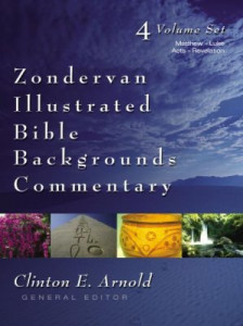 0310598753 | Illustrated Bible Backgrounds Commentary: New Testament 4 Volume Set