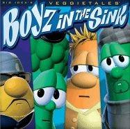 555820687X | CD Veggie Tales Boyz In The Sink