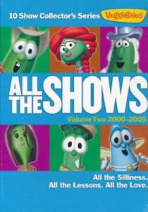 037117039906 | DVD Veggie Tales All The Shows V2 (2000-2005) (10 DVD) (Repack)