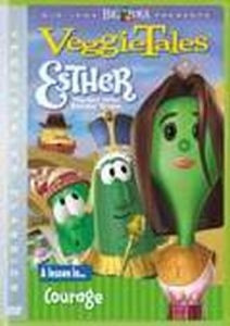 0012244961 | DVD Veggie Tales Esther-Girl Became Queen