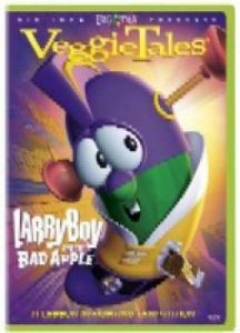 001236732X | DVD Veggie Tales/Larry Boy & The Bad Apple