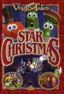 820413100094   DVD Veggie Tales Star Of Christmas
