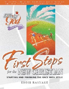 0899573177   Following God: First Steps For New Christian