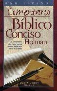 0805428429 | Comentario Biblico Conciso Holman: Un Comentario Claro y de Lectura Amena Sobre Cada Libro de la Biblia