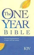1414306431 | KJV One Year Bible-Compact
