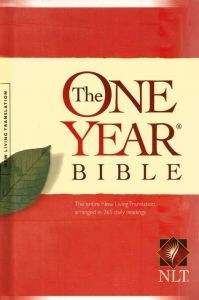 1414302053 | NLT One Year Bible