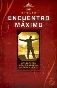 1586402145 | RV Maximum Encounter Bible -1960