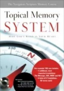 1576839974 | Topical Memory System Repack (Course Book)