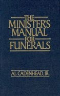 0805423176   The Minister's Manual for Funerals