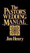 0805423133 | The Pastor's Wedding Manual