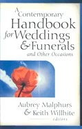 0825431867 | A Contemporary Handbook for Weddings & Funerals and Other Occasions