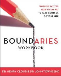 0310494818 | Boundaries Workbook: When to Say Yes, When to Say No to Take Control of Your Life