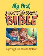 1400309085 | My First Devotional Bible