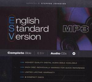 9780899577111 | ESV Complete Bible - MP3