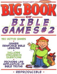 0830730532 | The Big Book of Bible Games #2