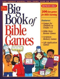 0830718214   The Big Book of Bible Games