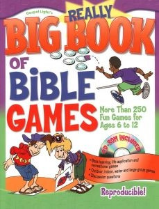 0830742727 | CD ROM The Really Big Book of Bible Games