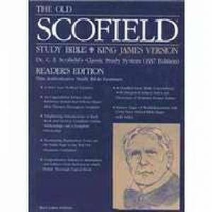 0195274334 | KJV The Old Scofield Study Bible (1917)