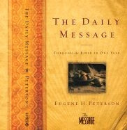 160006003X | MS Daily Message Bible: Through the Bible in One Year