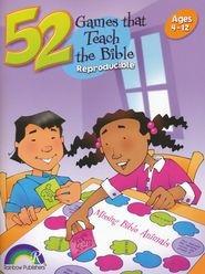 0937282642 | Games 52 Games that Teach the Bible