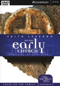0310257158 | Faith Lessons on the Early Church, Volume 5 (5 Sessions) - Home Pack DVD
