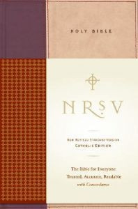 0061231207 | NRSV Standard Bible, Catholic Edition with Anglicized Text