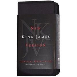 0883688301 | NKJV Bible On Audio CD