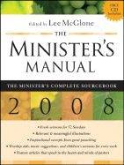 0787985716 | The Minister's Manual, 2008 Edition with CD-ROM