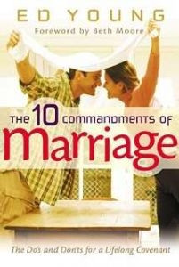 0802431453 | The 10 Commandments of Marriage