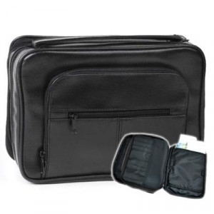 857872003871 | Study Kit Bible Cover Lux Leather Black, Extra Large