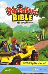 0310715474 | NIRV Adventure Bible for Early Readers