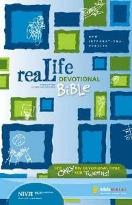 0310716845 | NIV ReaLife Devotional Bible for Kids