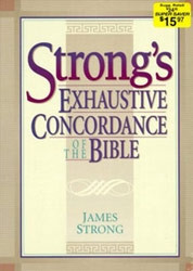 0917006011 | Strongs Exhaustive Concordance