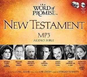 1418534366 | NKJV The Word of Promise New Testament Dramatized