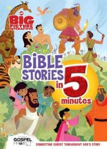 1433684721   Big Picture Interactive Bible Stories In 5 Minutes