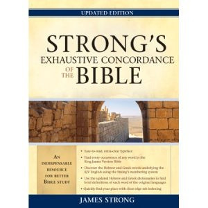 1598563785 | KJV Strong's Exhaustive Concordance Updated Version