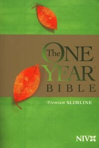 1414314167 | NIV One Year Premium Large Print