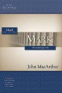1418508721 | Mark (Revised) (MacArthur Bible Studies)