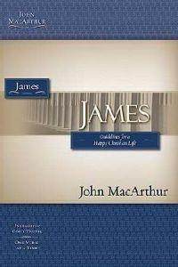 1418508896 | James ( MacArthur Bible Study Guides )