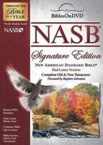 1936081792 | NASB Special Edition Complete Audio Bible