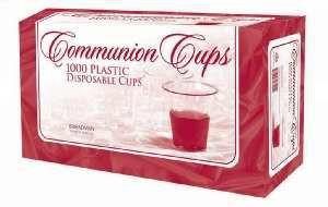 0805471219 | Communion Cups