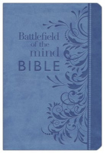 1455595330 | Amplified Battlefield Of The Mind Bible