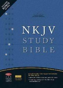 0718020820   NKJV Study Bible (Second Ed)