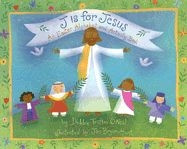 0806651237 | J Is for Jesus: An Easter Alphabet and Activity Book